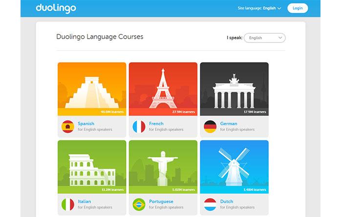 بررسی اپلیکیشن Duolingo؛ یادگیری زبان با کمترین دردسر