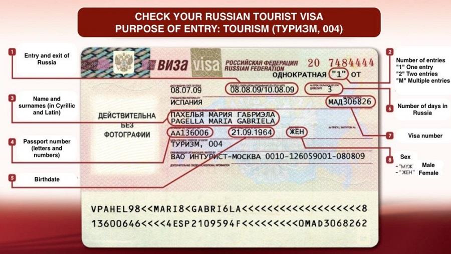 هزینه، مدارک و شرایط سفر بدون ویزا به روسیه در سال ۱۳۹۸