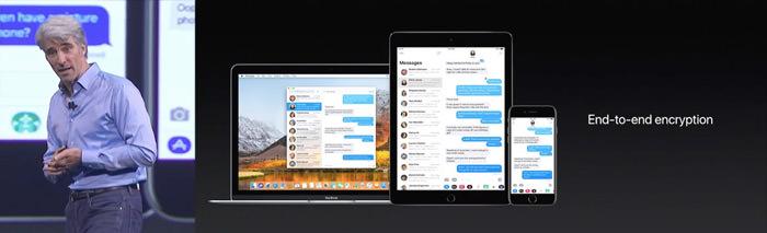 آموزش همگام سازی Messages در تمام دستگاههای اپل