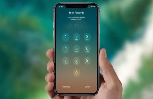 چگونه قفل گوشی آیفون را باز کنیم؟