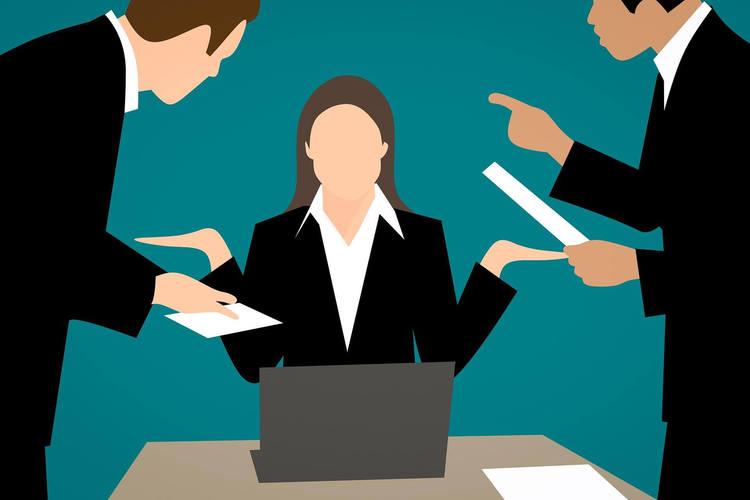 چگونه تعارض های در محل کار را به فرصت تبدیل کنیم؟
