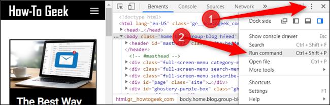 چگونه بدون هیچ افزونهای از سایتها اسکرینشات تمام صفحه بگیریم
