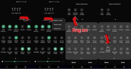 چگونه گوشیهای دیگر را به کمک گلکسی S10 شارژ کنیم؟