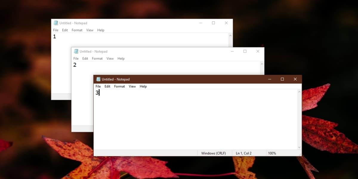 چگونه از طریق نوار وظیفه در ویندوز 10 به صورت خودکار به آخرین پنجره فعال یک برنامه برویم؟