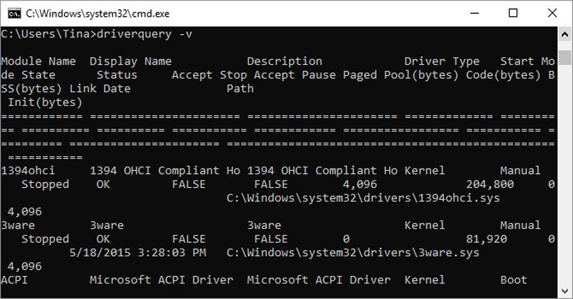 ۱۵ فرمان کاربردی CMD که تمام کاربران ویندوز باید بدانند