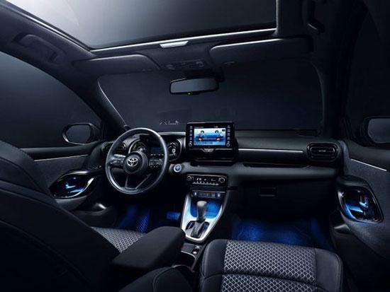 تویوتا یاریس ۲۰۲۰؛ نسل چهارم هاچبک کوچک Toyota