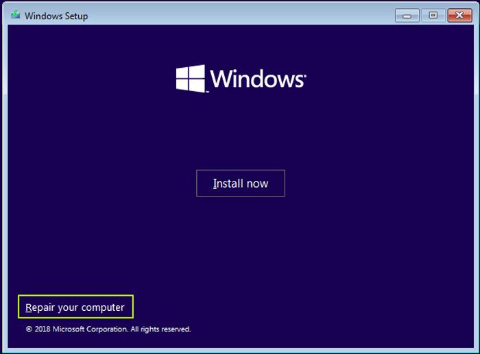 آموزش روشهای مختلف ورود به BIOS