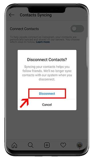 چگونه مخاطبین گوشی را در اینستاگرام پیدا کنیم؟